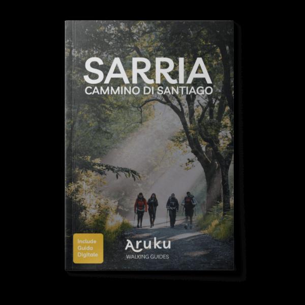 Cammino di Santiago da Sarria guida